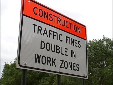 Do Fines Double In Work Zones Without Workers?