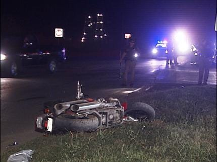 Two Injured In Tulsa Co. Accident