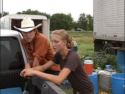 Bootstrap Farm Growing In South Tulsa County