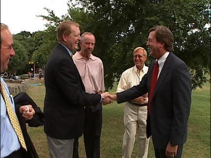 Tulsa Republicans Endorse Bartlett's Mayoral Bid