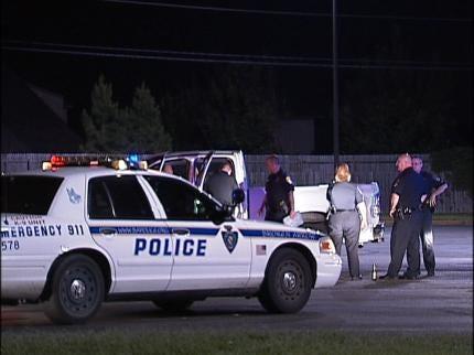 Broken Arrow Police Chase DUI suspect