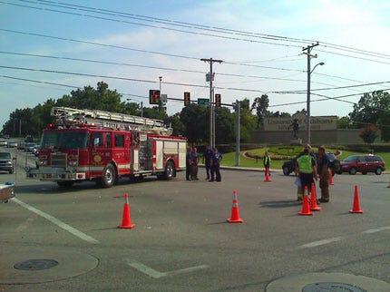 Child Struck By SUV In Tulsa