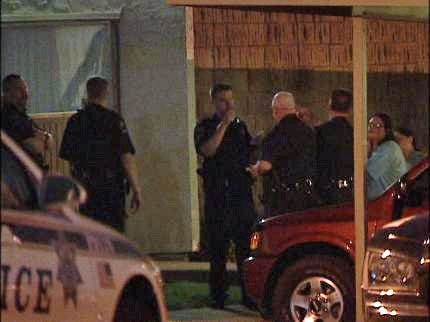 Attempted Overnight Armed Robbery In Tulsa