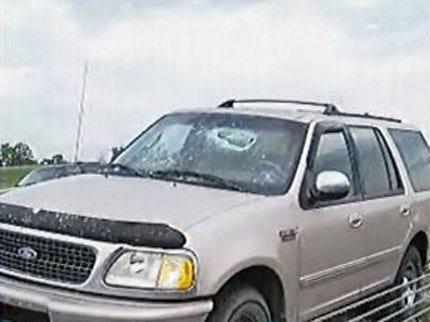 Driver In Bridge Debris Wreck Has History Of Traffic Issues