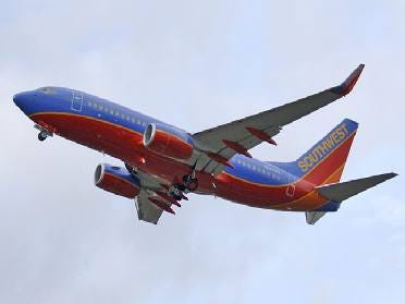 Southwest Airlines Makes Bid To Buy Frontier Airlines