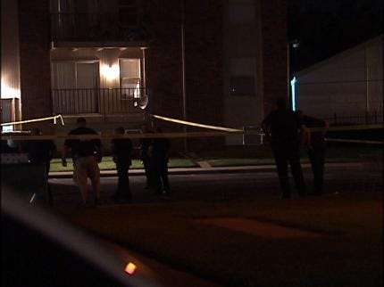 Overnight Tulsa Shooting Suspect Sought