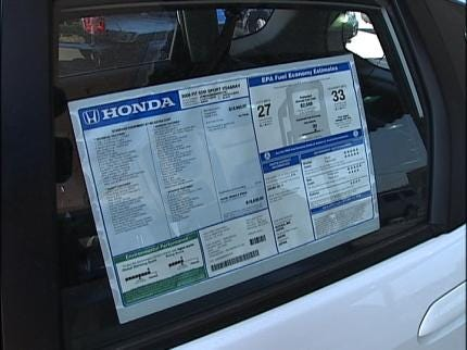Tulsa Dealers Moving Cars With Clunker Program