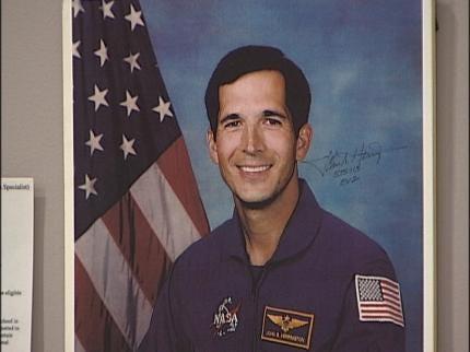 Oklahoma Astronaut Wants Space Shuttle For Tulsa
