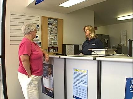 Monday Marks The End For Picher's Post Office