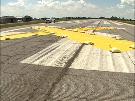 Bartlesville Airport Project Put To Reality Check