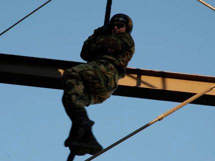 Oklahoma Sailor Killed In Afghanistan