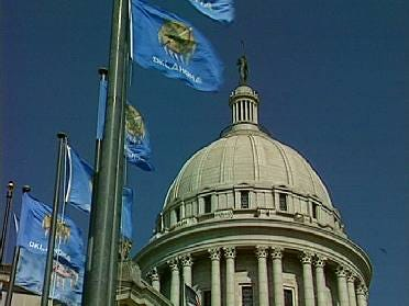Oklahoma State Capitol Air Conditioning Breaks Down