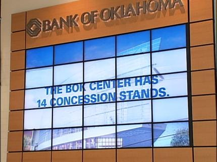 Why Is BOK Center Revenue Expected To Decrease?