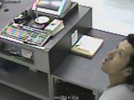 Can You ID Cash America Pawn Burglar?