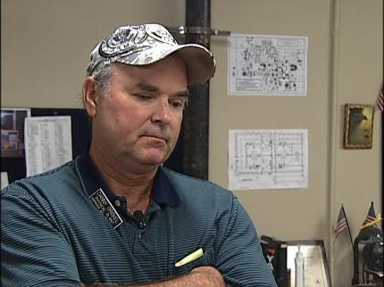 Co-Workers Mourn Oklahoma Man Killed By Lightning
