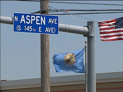 Work Starts On 145th East Avenue In BA
