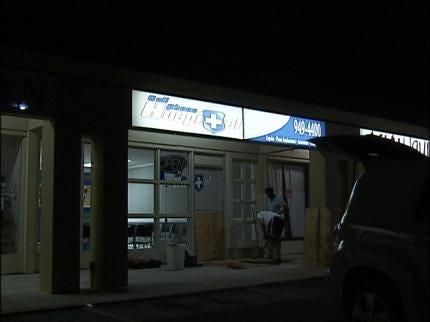 Surveillance Photo Taken Of Tulsa Burglary Suspect