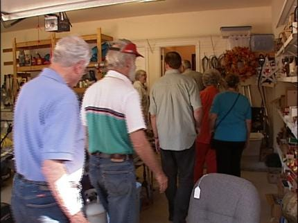 Estate Sales Doing Well In Tulsa