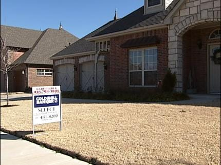 Oklahoma Foreclosures Are Down