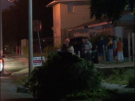 Overnight Stabbing Investigated By Tulsa Police