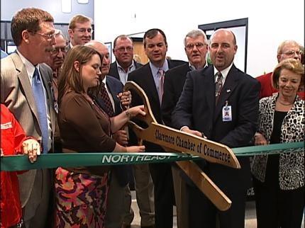Northeast Tech Center Open In Claremore