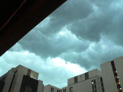 Severe Weather Rakes NE Oklahoma