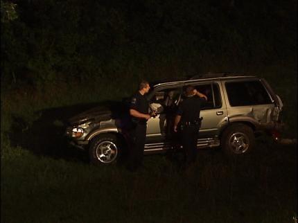 Tulsa Man Injured In SUV Rollover