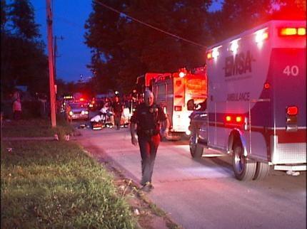 TPD: Shooting Victim Dies At Hospital