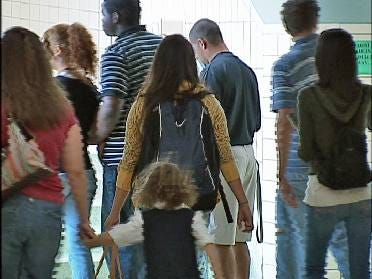 Times Change At Some Tulsa Public Schools