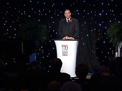 Iba Awards Presented In Tulsa