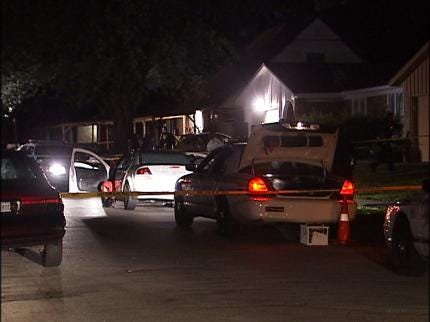 Suspect In Tulsa Drive By Fatal Shooting Still Sought
