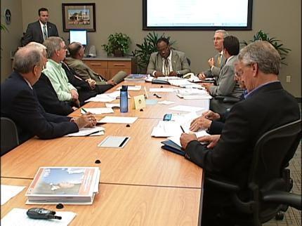 Tulsa City Hall Still Working On Budget