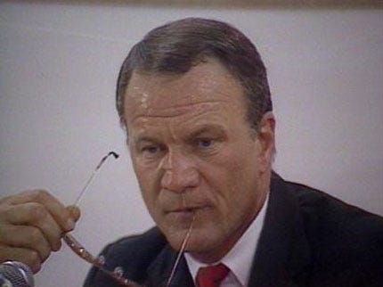 How The Mighty Fall: Barry Switzer