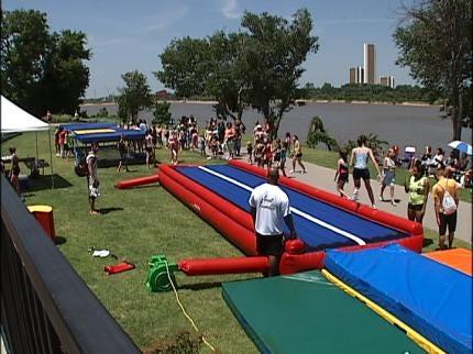 Kids Fest Fun In Jenks