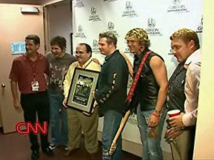 Rascal Flatts Takes Home Another Honor