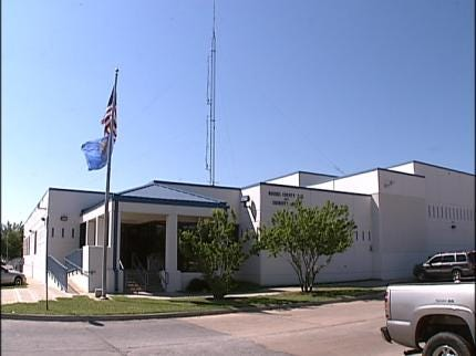 Rogers Co. Jail Overcrowded