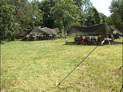 Missionaries Learn Survival Skills In Bartlesville