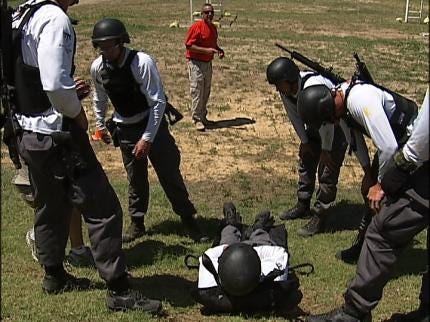 SWAT Competition Continues In Tulsa