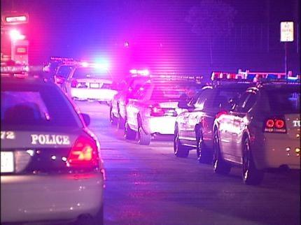 Double Shooting At Tulsa Park