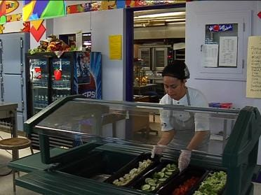Oklahoma Schools Awarded Stimulus Money for Child Nutrition