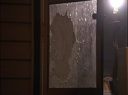 Two Tulsa Homes Damaged In Overnight Shootings