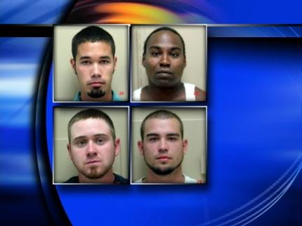 Arrests Made In Craig County Cattle Theft