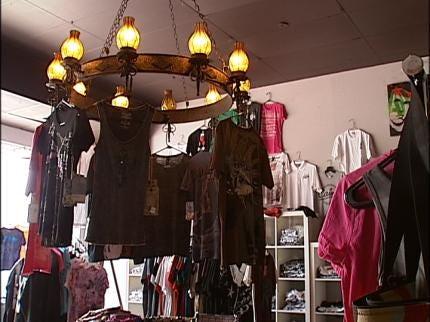 Unique Tulsa Boutique Focuses On Music History