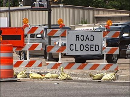 Tulsa Street Closure For Improvement Project