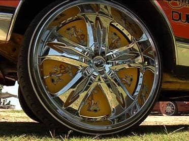 Low Riders Roll Out At Chandler Park