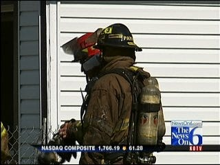 Heat Makes Job Tougher For Tulsa Firefighters