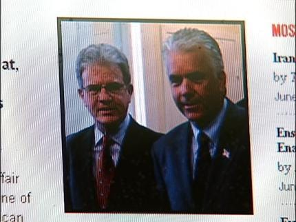 Tom Coburn Defends Roommate's Infidelity Confession