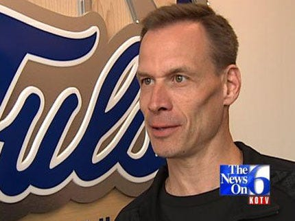 TU Basketball Coach Signs Contract Extension