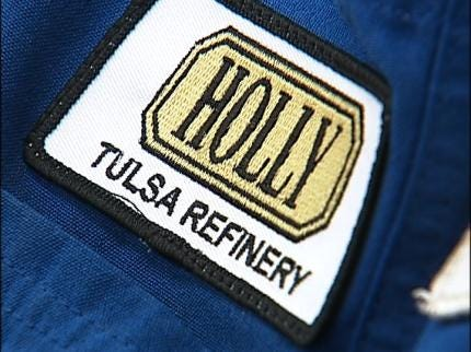 Holly Takes Over Tulsa Refinery