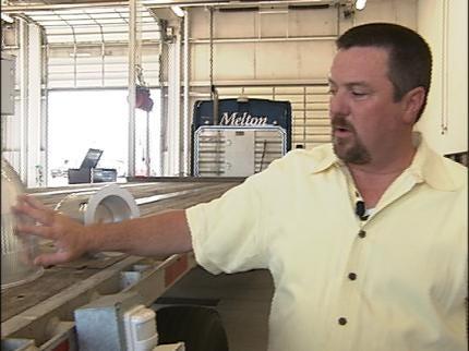 Lighting Inc. Helps Trucking Firm Go Green